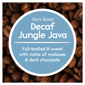 Decaf Jungle Java